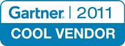 Gartner Cool Vendor 2011
